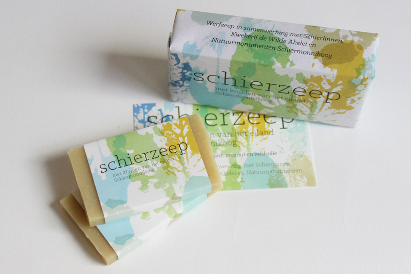 Schierzeep - WerfzeepSchiermonnikoog zeep, Schierzeep! in samenwerking met Natuurmonumenten Schiermonnikoog - Werfzeep