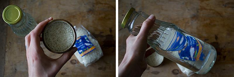 Zelf rijstmelk maken - Werfzeep