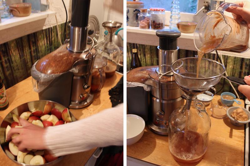Ons recept om zelf appelcider te maken - Werfzeep