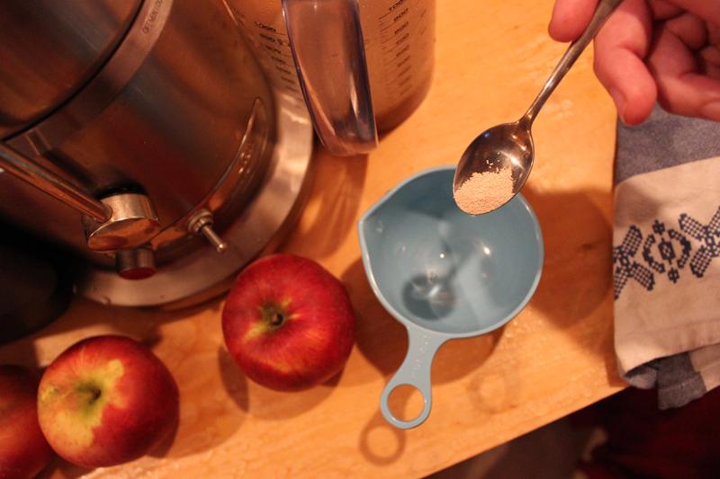 Biergist voor appelcider maken - Werfzeep