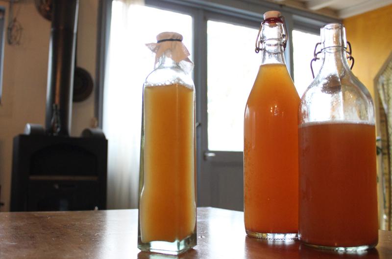Zelf appelazijn maken - Werfzeep