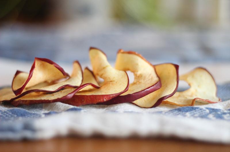 Appelchips maken - Werfzeep