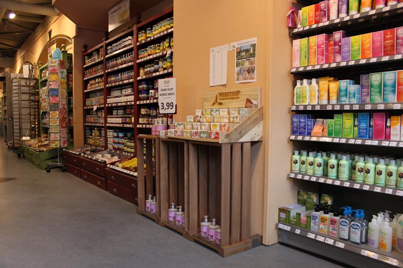 Natuurwinkel Houten - Werfzeep