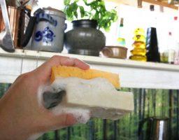 Milieuvriendelijk schoonmaken met biologische huishoudzeep - Werfzeep