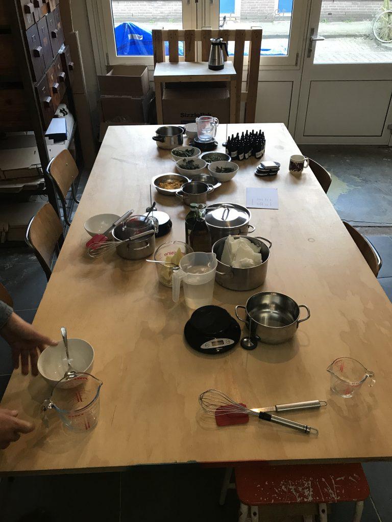 workshop zeepmaken