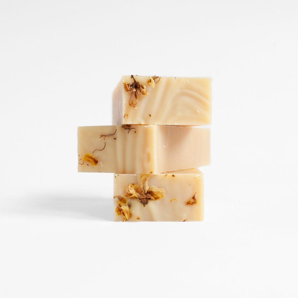 Werfzeep seizoenszeep - zeep met paardenkastanje
