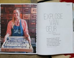 Ambacht Plusmagazine Werfzeep