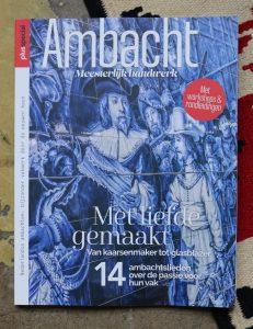 Ambacht special Plusmagazine Werfzeep