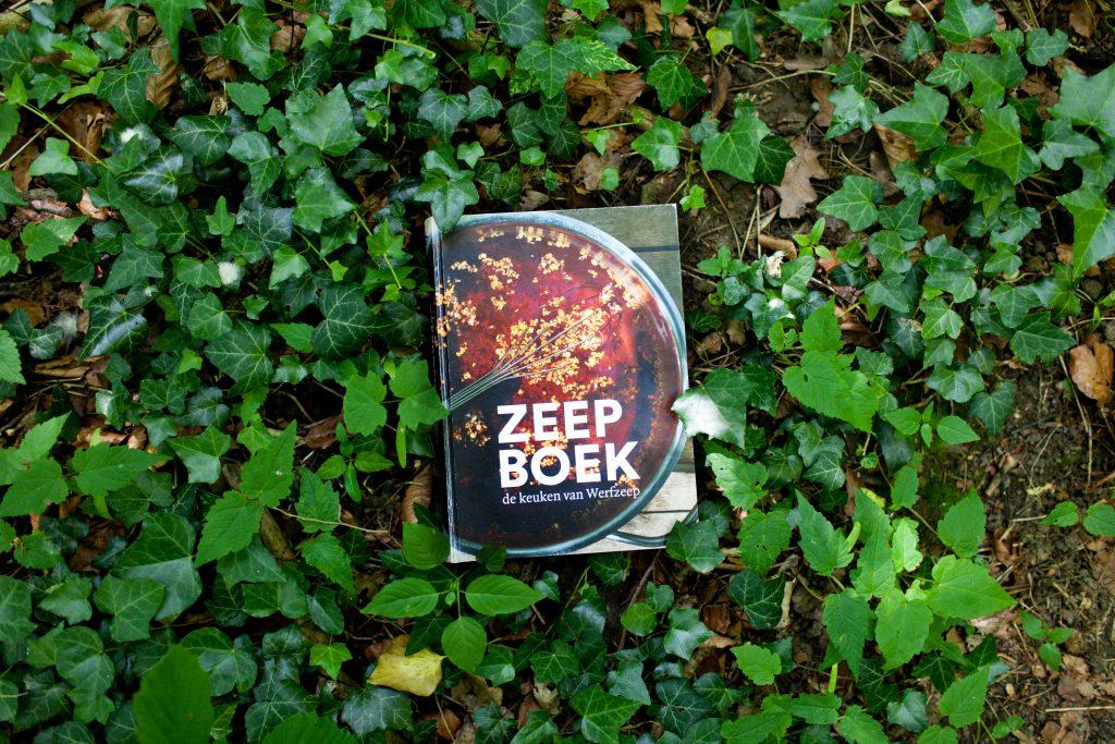 het zeepboek - de keuken van Werfzeep
