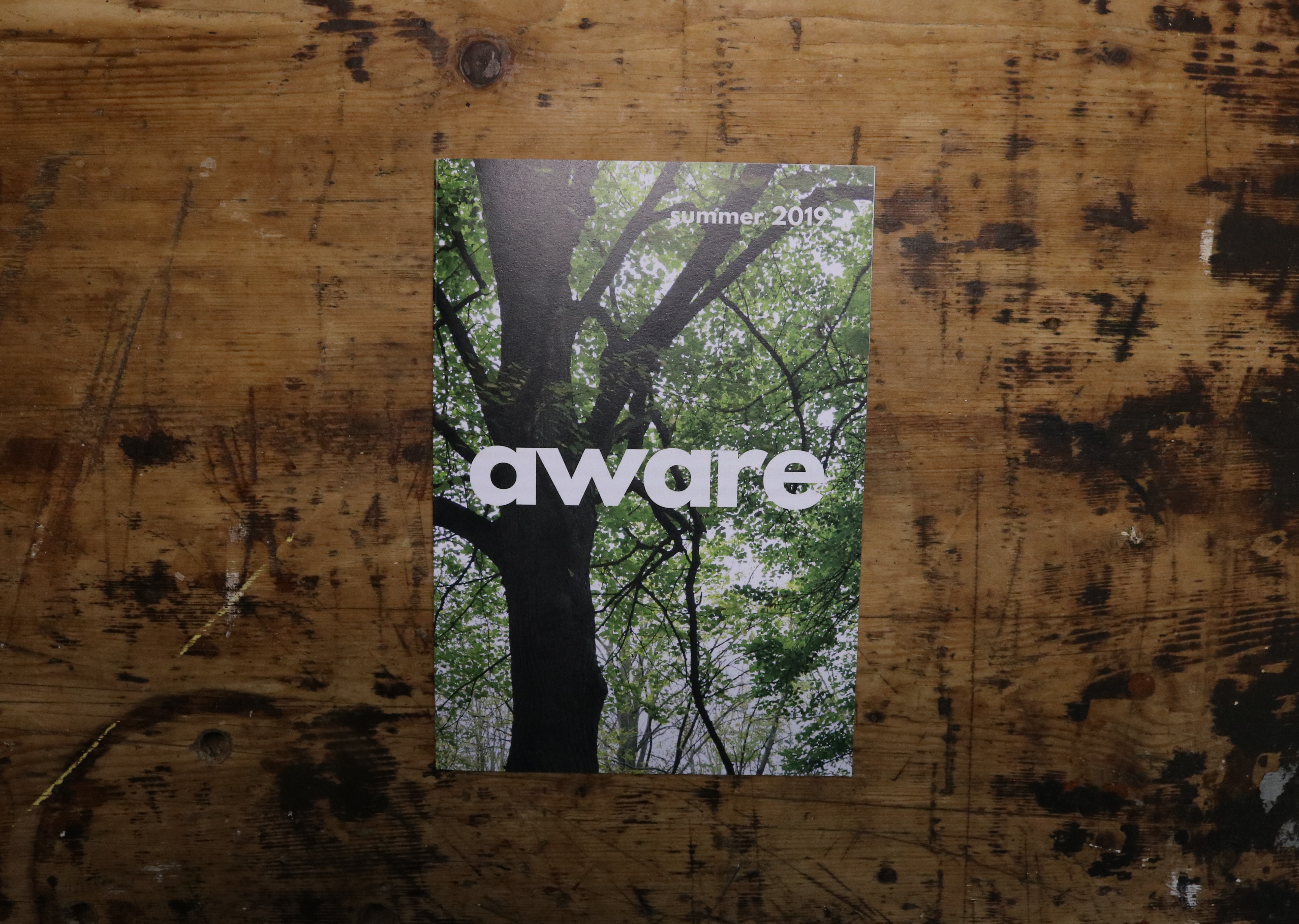 Aware: Sustainability and Werfzeep: an interview