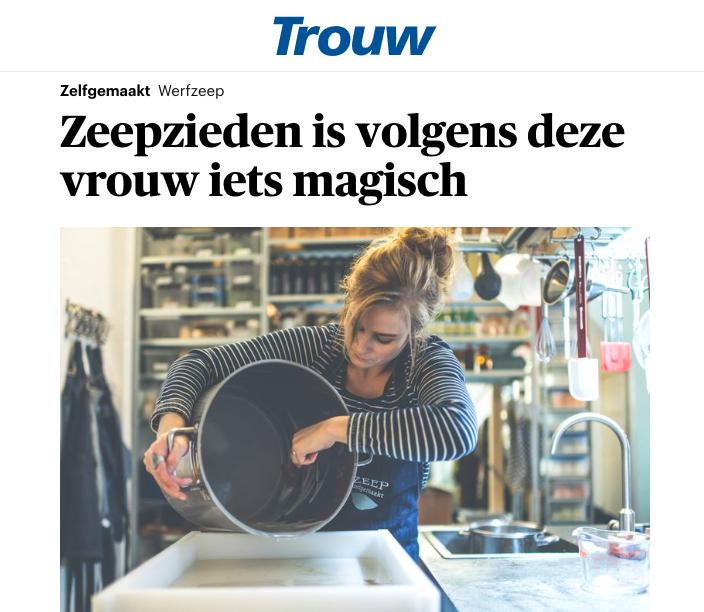 Trouw.nl-krant-weekendblijlage-Werfzeep