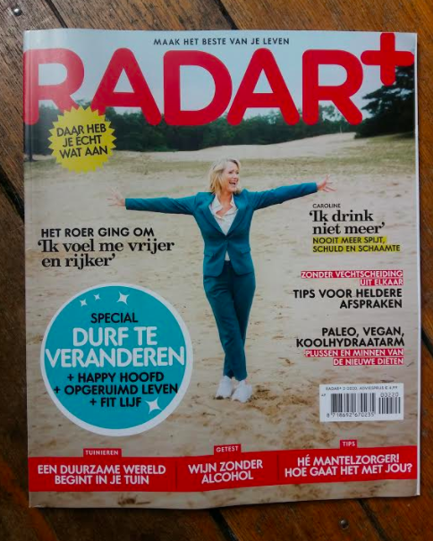 radar+ magazine zeep