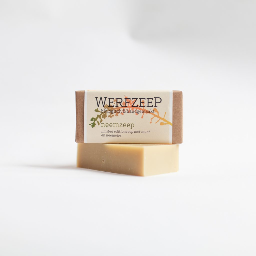 Werfzeep neemzeep limited edition handzeep