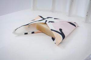 Werfzeepje duurzaam ingepakt in knooptas Tsuno tie
