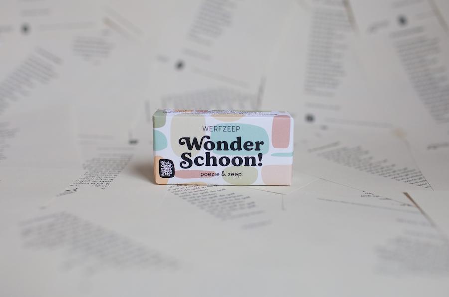 Rodaan gedicht Wonderschoon! #hetgaatnietomzeep Werfzeep