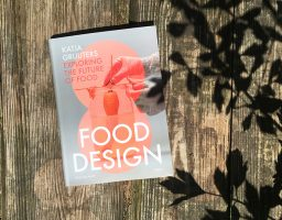 Mr. Lilium scheerzepen in FOOD DESIGN
