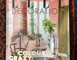 ELLE decoration nr 2 zeep - Werfzeep
