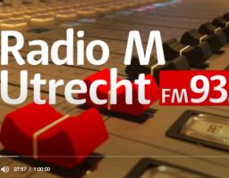 Radio M RTVUtrecht Werfzeep live bij Aan Tafel!