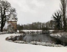 de 16e eeuwse duiventoren van Wickenburgh